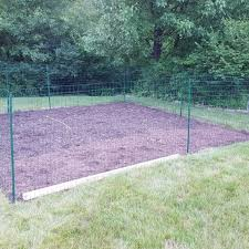 remove grass for a garden or flower bed