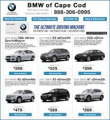 premier bmw cape cod new car specials