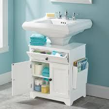 the pedestal sink storage cabinet