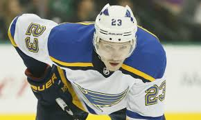 Dmitrij Jaskin asked for a trade from the Blues months ago | The Sports  Daily