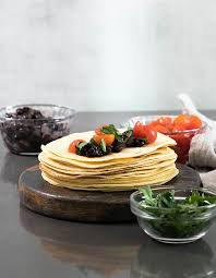 low carb tortillas made with almond