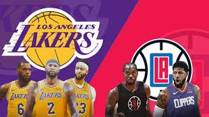 LA Lakers VS LA Clippers Full Game ...