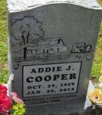 Addie J Cooper (1919-2012) - Find A Grave Memorial
