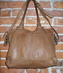 vintage latico leather tote bag