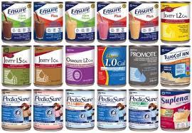 formulated liquid nutrition s