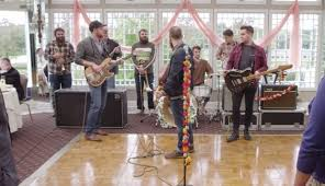 Aaron West And The Roaring Twenties become a wedding band in latest video -  Alternative Press