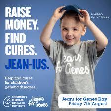 Jeans for Genes Day 2020 - Waitara ...