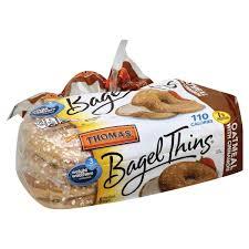 bakeries thomas bagel thins