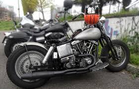 bobber chopper flh shovelhead moto