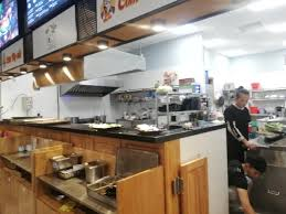 Nhà hàng cơm mẹ nấu khử mùi khu vực nấu ăn với máy Dr Air A3