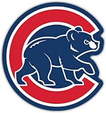 Amazon Com Chicago Cubs Mlb Baseball Decal 12 X 12 Kitchen Dining