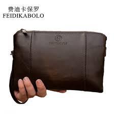 wallets handy bags male leather purse