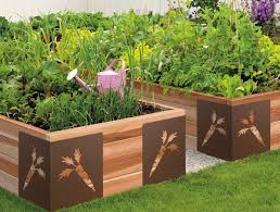 42 stunning raised garden bed ideas