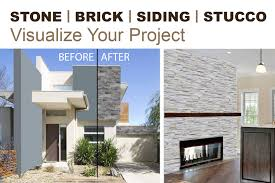 faux stone siding ǀ stone veneer panels