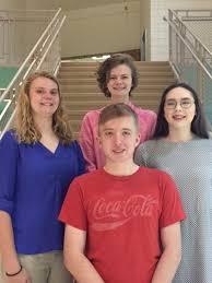 Delegates Selected - High School