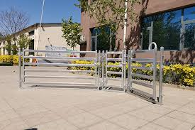 China Cattle Fence Panel Factory And Manufacturers Hepeng