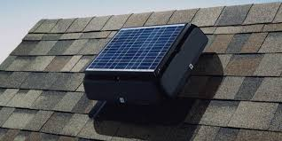 best solar powered attic fans 2020