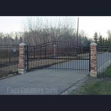 Barron Designs On Twitter Our Ashford River Rock Calico Posts Are The Perfect Accent For A Driveway Or Gate Https T Co Diszzryr7h Homedesign Exteriordesign Landscaping Columns Diy Https T Co Gx7pnbxmad