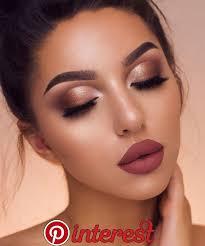 ideas pink lipstick makeup prom
