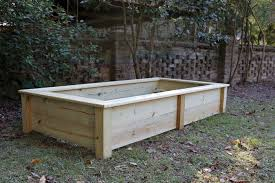raised bed almost anyone can build