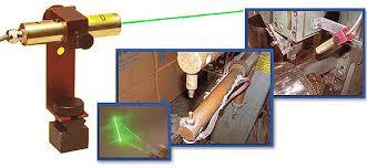 gl58 precision concentric alignment lasers