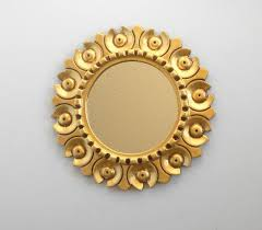 round mirror for wall decor wall