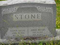 Addie Myers Stone (1887-1953) - Find A Grave Memorial