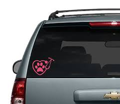 Vetrinarian Vet Tech Pet Animal Doctor Vinyl Decal Car Window Etsy Vet Tech Car Car Decals Vinyl