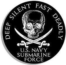 Us Navy Usn Subs Submariner Submarine Car Sticker Etsy