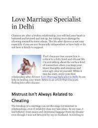 love marriage specialist in delhi