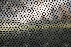 Steel Wire Mesh Fence Abstract Rhythmic Background Texture For Stock Photo Picture And Royalty Free Image Image 90456799