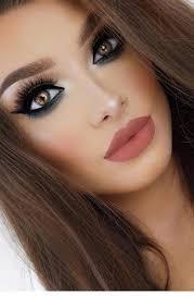 apply eye makeup for big eyes