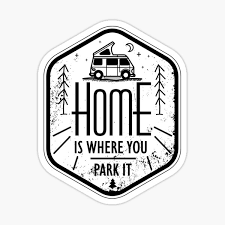 Vanlife Stickers Redbubble