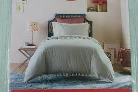 opalhouse duvet cover set twin xl yarn