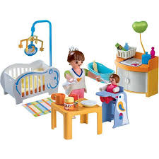 Toys R Us Babies R Us Playmobil Toys Baby Room Set Baby Room
