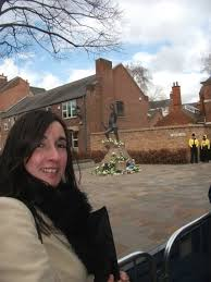 Adele beats the odds to attend historic re-interment of King Richard III |  Redditch Advertiser