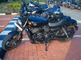 harley davidson street 750 ownership