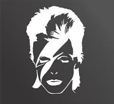 David Bowie Vinyl Decal Car Sticker Band Ziggy Stardust Labyrinth Singer Music Ebay