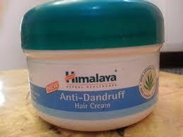 hima anti dandruff hair cream review