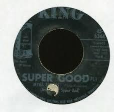 MYRA BARNES Super Good on King Funk 45 Hear | eBay