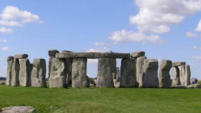 Stonehenge, Inglaterra.
