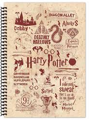 harry potter quotes notebook