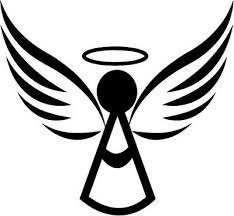 Angel Halo Wings Decor Car Truck Window Decal Sticker Ebay