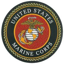 Emarine Px U S Marine Window Bling Decal