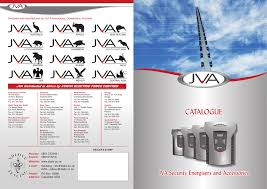 Catalogue Jva Electric Fencing Manualzz