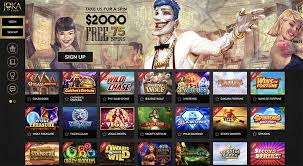 Joka Room Casino Review | JokaRoom.com Bonus 100% up to $2000