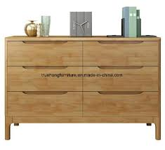 apartment project solid wood tv cabinet