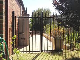 Tube Fencing Gates Auswest Fencing
