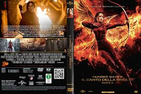 COVERS.BOX.SK ::: Hunger Games – Il Canto Della Rivolta – Parte 2 ...