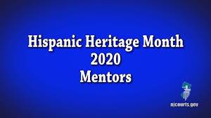 Hispanic Heritage Month 2020 1 - YouTube